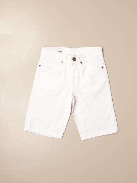 Pantaloncino in cotone Siviglia a 5 tasche