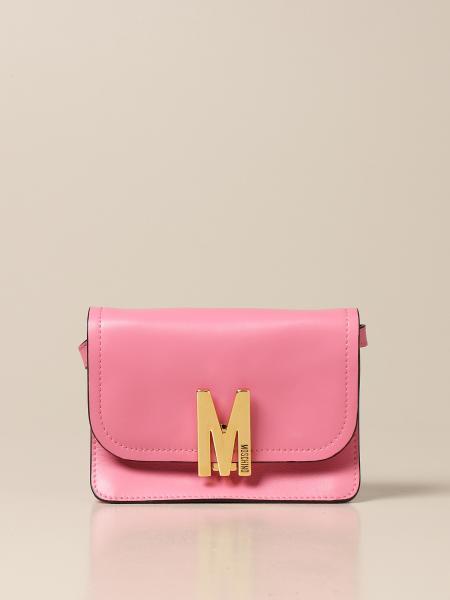 Moschino ЖЕНСКОЕ: Наплечная сумка Женское Moschino Couture
