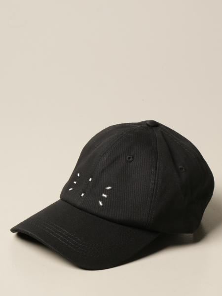 Mcq: Cappello da baseball Ic-0 by McQ in cotone