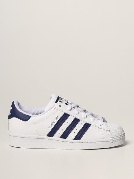 Sneakers Superstar Bold J Adidas Originals in pelle