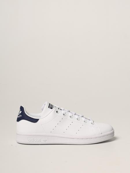 Sneakers Stan Smith J Adidas Originals in pelle sintetica