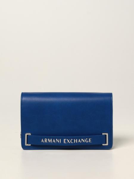 Armani Exchange: Bolso de hombro mujer Armani Exchange