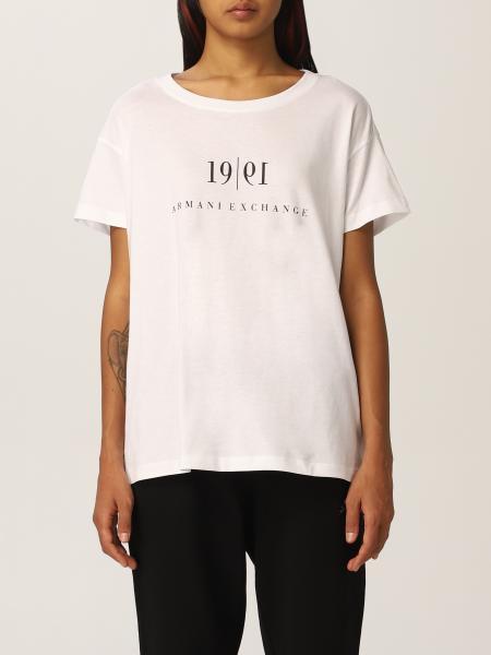 Armani Exchange 女士: T恤 女士 Armani Exchange
