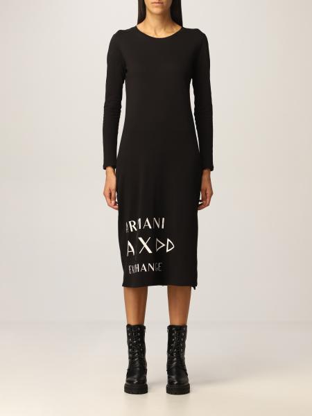 Armani Exchange 女士: 连衣裙 女士 Armani Exchange