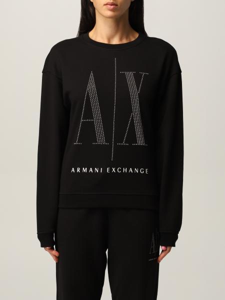 Armani Exchange: Sudadera mujer Armani Exchange