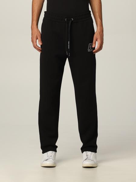 Pantalone jogging Armani Exchange in misto cotone con logo