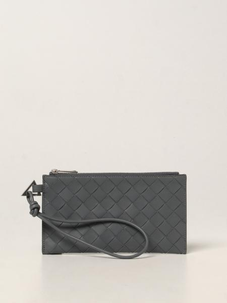 Bottega Veneta wallet in woven leather 1.5