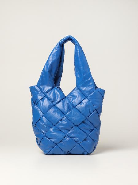 Bottega Veneta Cassette bag in woven leather