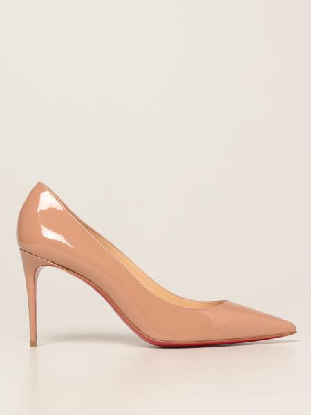 Christian Louboutin women: Kate Christian Louboutin court shoes in patent leather