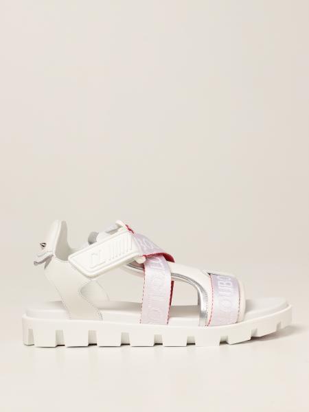 Velcrissimo sandals Christian Louboutin