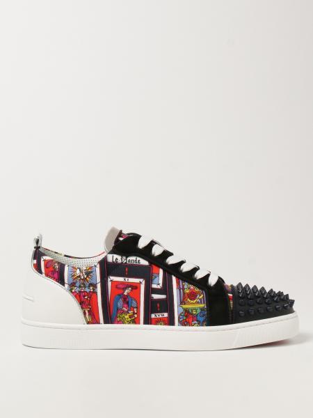 Sneakers Louis Junior Spikes Orlato Christian Louboutin
