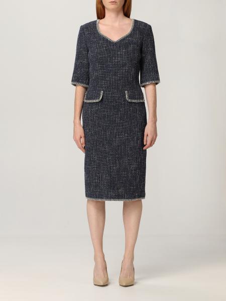 Kleid damen Boutique Moschino