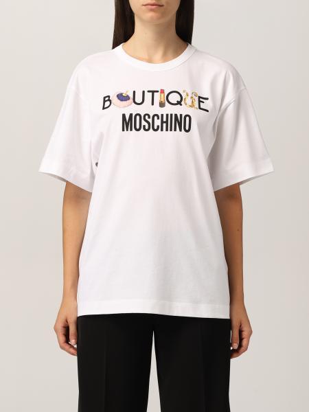 Boutique Moschino für Damen: T-shirt damen Boutique Moschino