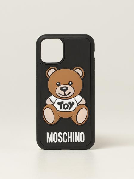 Moschino: Teddy 手机保护套 iphone 11 pro Moschino Couture
