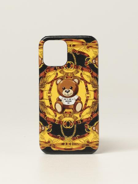 Moschino: 手机保护套 女士 Moschino Couture