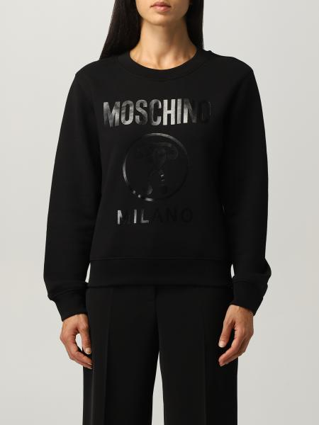Sweatshirt damen Moschino Couture