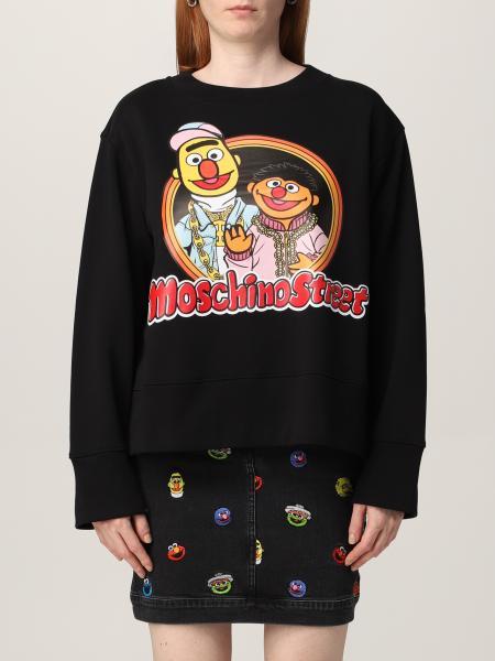 Sweat-shirt femme Moschino Couture