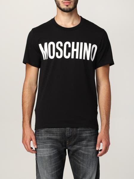 T-shirt Moschino Couture in cotone
