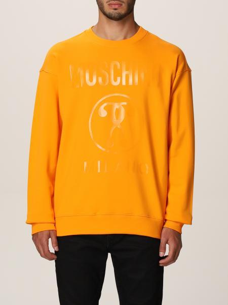 Sweatshirt herren Moschino Couture