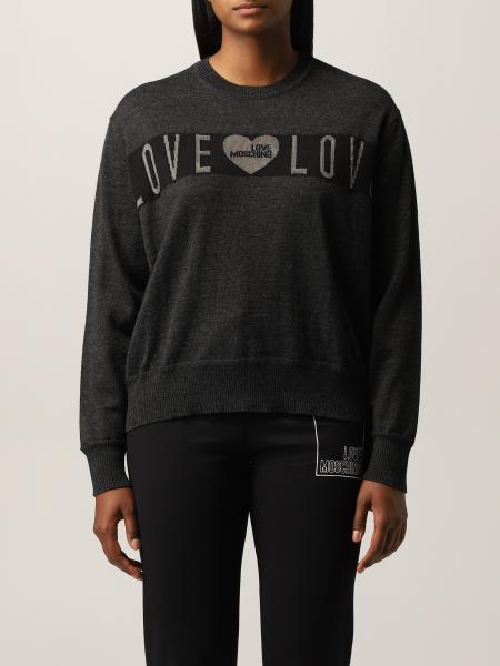 Love Moschino: Sweater women Love Moschino
