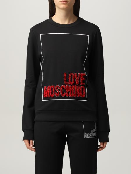 Love Moschino: Sweatshirt women Love Moschino