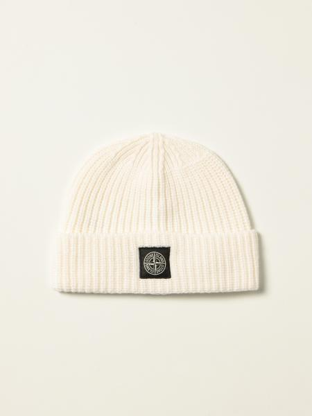 Stone Island men: Stone Island wool hat