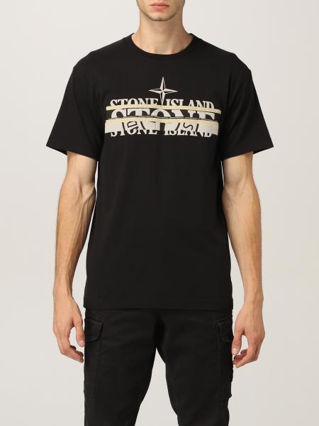 Stone Island: T-shirt homme Stone Island