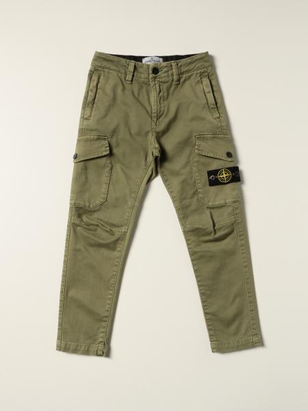Pants kids Stone Island Junior