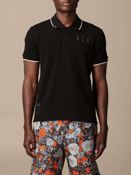 Mcq: Polo Ic-0 by McQ in cotone con logo