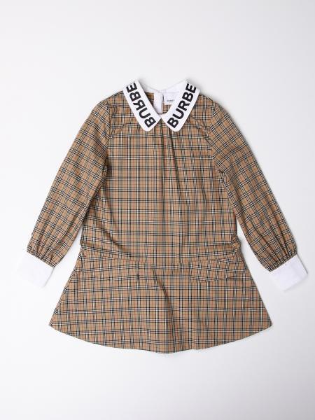 Kleid kinder Burberry