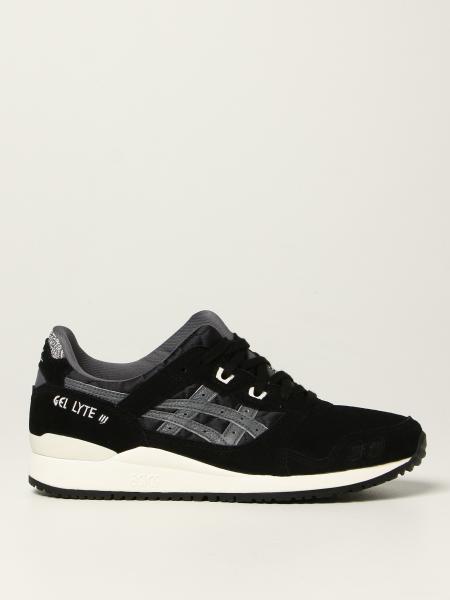 Asics uomo: Sneakers Gel-Lyte III Asics in camoscio