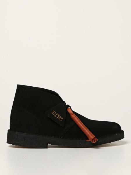 Polacco Desert Boot Clarks Originals in suede