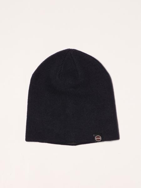 Cappello a berretto Colmar in maglia a coste con logo