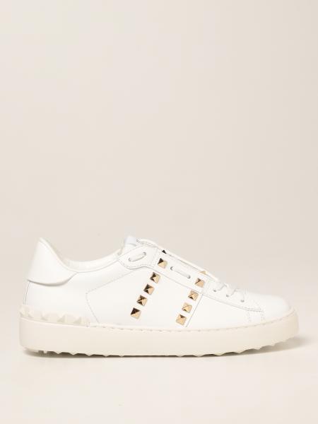 Sneakers Rockstud Untitled Valentino Garavani in pelle
