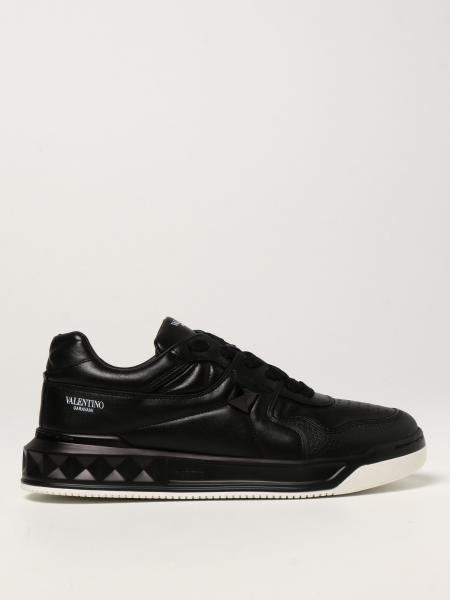 Valentino: Sneakers One Stud Valentino Garavani in nappa