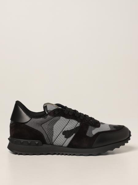 Sneakers Rock Runner Valentino Garavani camouflage