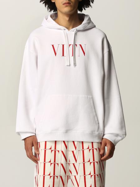 Valentino VLTN Logo 棉质卫衣
