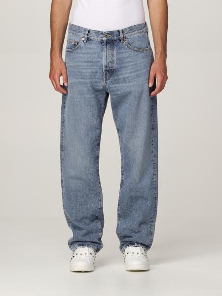 Jeans Valentino a 5 tasche in denim