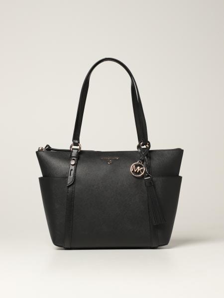 Michael Kors women: Sullivan Michael Michael Kors bag in saffiano leather