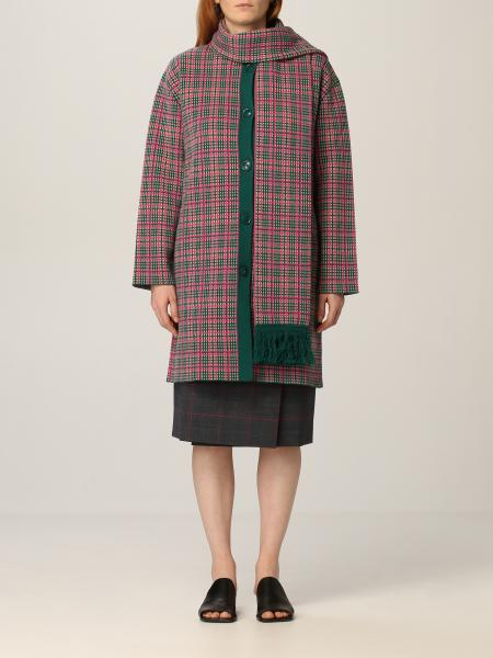 Boutique Moschino für Damen: Mantel damen Boutique Moschino