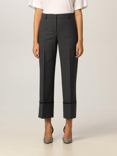 Pantalone Boutique Moschino in misto lana