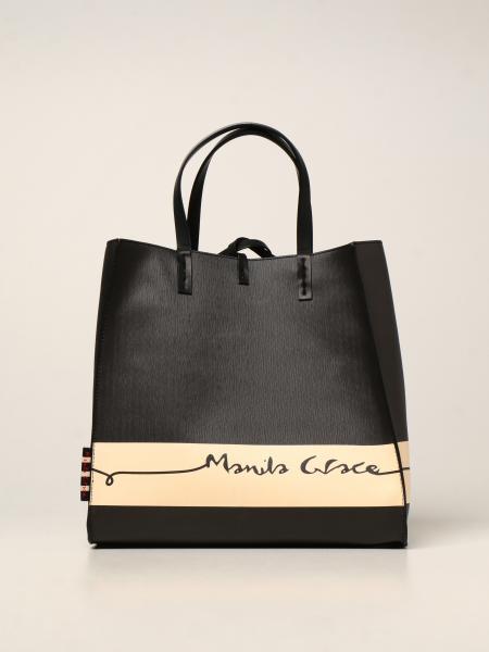 Borsa Felicia Manila Grace in pelle sintetica saffiano