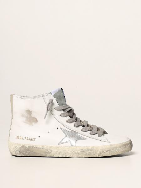 Sneakers Francy Classic Golden Goose in pelle