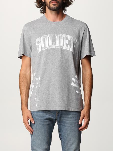 Golden Goose: Camiseta hombre Golden Goose