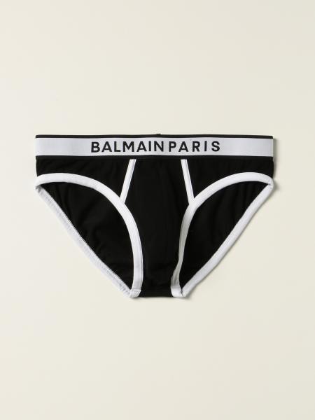 Balmain: Balmain briefs with logo