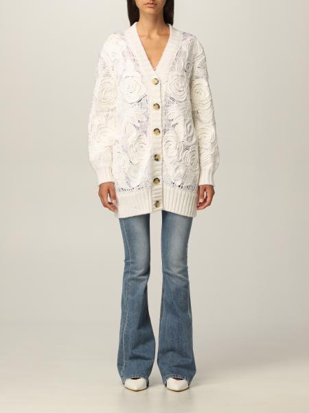 Blumarine: Пальто Женское Blumarine