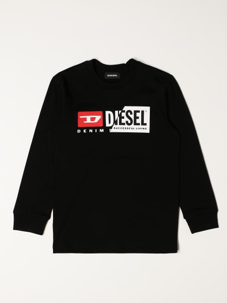 Diesel: Camiseta niños Diesel