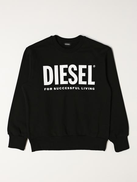Diesel: Jersey niños Diesel
