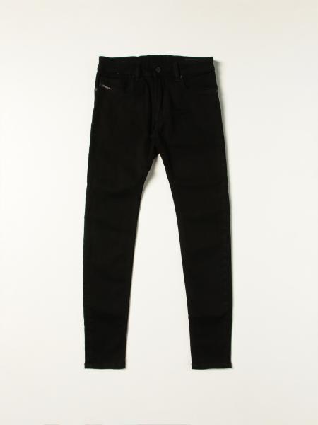 Sleenker Diesel cotton jeans