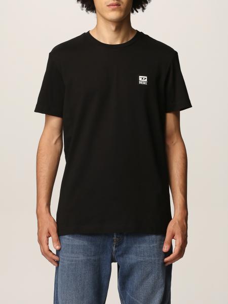 Diesel men: Diesel T-shirt with